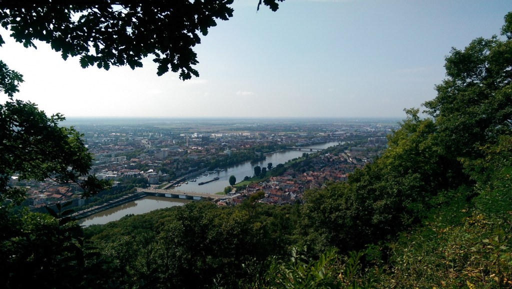 Solo Travel to Heidelberg