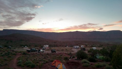Onion Creek Campground