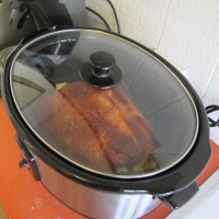 Cooking Slow Cooker Pulled Pork