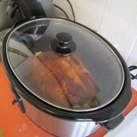 Cooking Slow Cooker Pulled Pork
