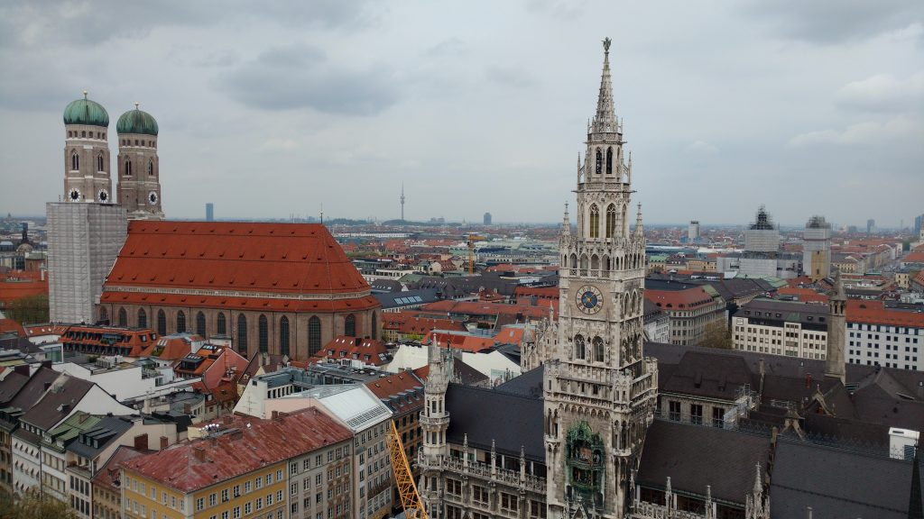Moving to Munich
