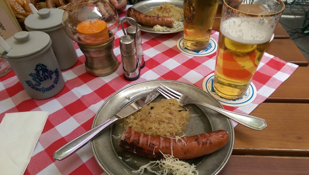 American Stereotypes in Germany, Moving to Munich