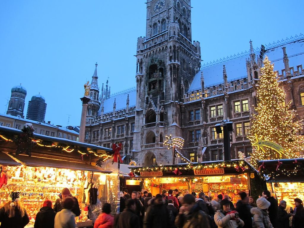 Winter in Munich
