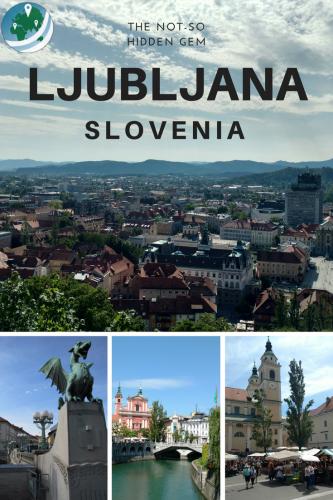 Ljubljana Slovenia Pinit