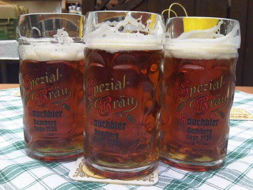 Rauchbeer at Beer Festivals in Germany