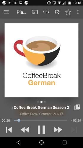 Learn German with Podcasts, Coffee Break German