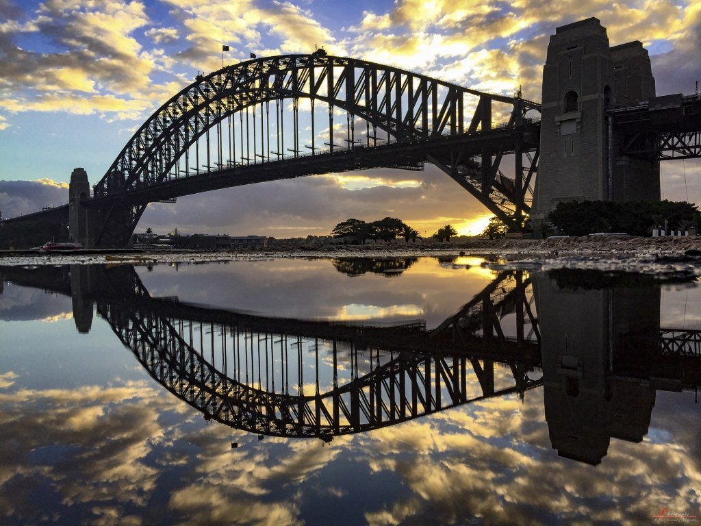 48 Hours in Sydney at the Harbor Bridge
