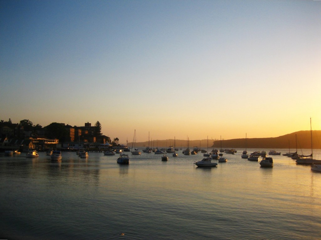 48 hours in Sydney Manly sunrise