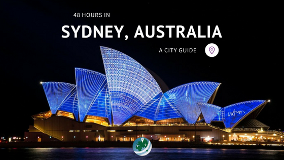 48 Hours in Sydney Featured Image