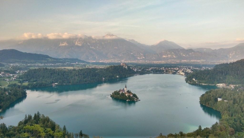Liebster Award Lake Bled Motivation