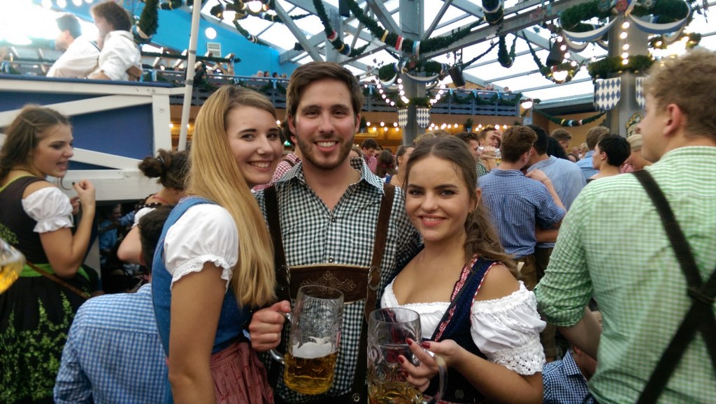 Visiting Oktoberfest for the first time