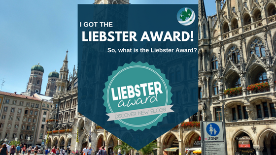 Liebster Award Featured Image