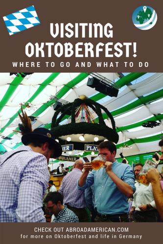 Visiting Oktoberfest Pin It