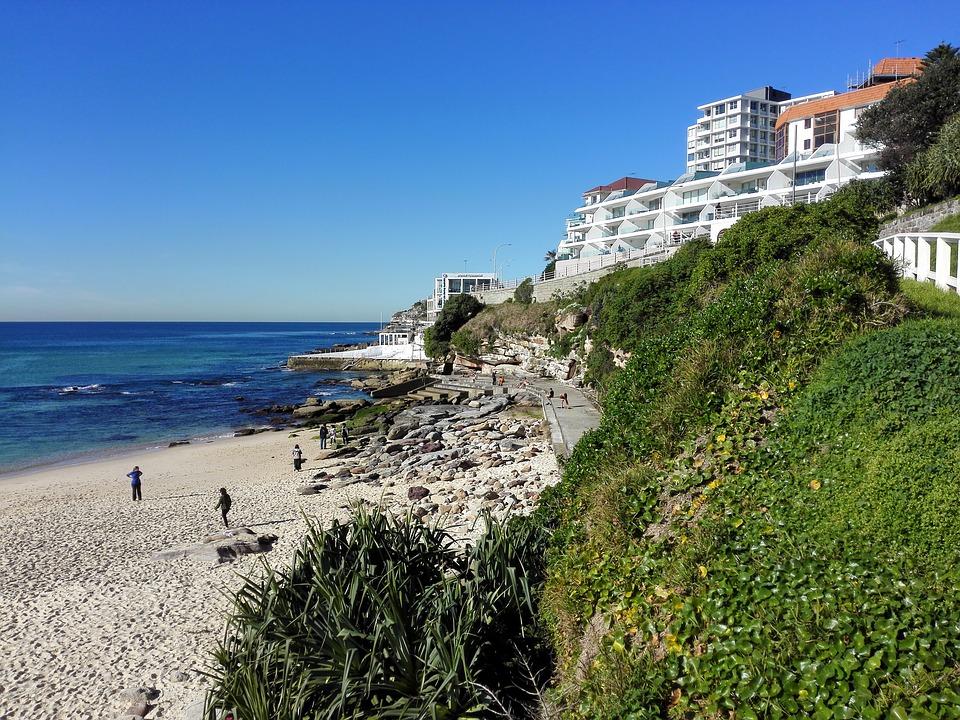 48 hours in Sydney coastal walk