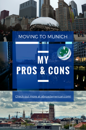 Moving to Munich Pinterest