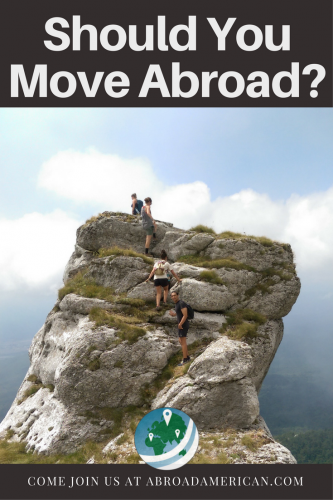 Should You Move Abroad Pinit