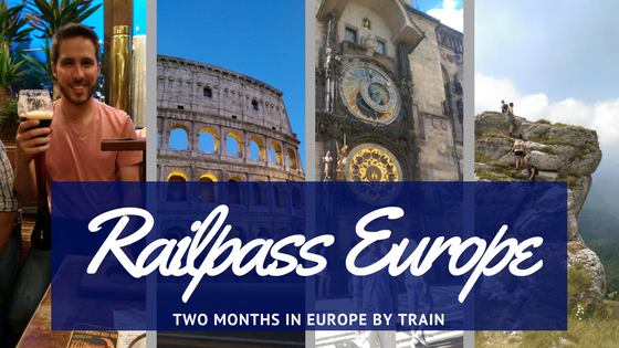 Railpass Europe featured image (Ghent, Rome, Prague, Croatia)