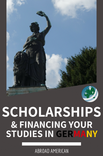 Scholarships in Germany Pinterest Pin